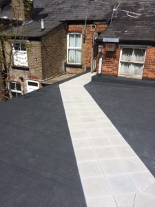 Flat-Roofing-home