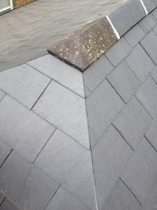 Slate Roofing Project 004